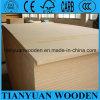Виды сосенки твёрдой древесины/тополя Китая упрощают доску MDF