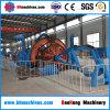 Equipo de la fabricación de cables del fabricante de China puesto encima de la máquina