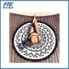 Летучая мышь одеяла полотенца пляжа Богемии нового лета женщин большая круглая