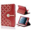 iPad Mini2를 위한 Goospery Mercury Stand Filp Leather Tablet Case