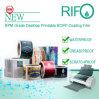 Tr/min-75 Étiquettes à séchage rapide Matière synthétique avec RoHS &FS