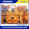 Mélangeur Js1000 concret utilisé dans le matériel de traitement en lots concret de construction d'usines 50m3/H