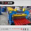 Automático de hojas de color acero de techo Máquina formadora de rollos para la venta