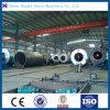 Dessiccateur de cylindre de l'argile trois de la capacité 50t/H à vendre