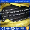 En857 2sc Hochdruckdraht verstärkter Gummischlauch