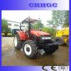 Trator agricultural da roda de /4WD da máquina de China com pára-sol: