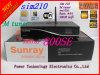 Des m-Tuner-SIM210 Satellitenempfänger Karte300m WiFi des Sunray-800HD Se-M des Tuner-Dm800se