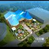 Het project van de Stad van het Bier Buiten Architecturale Teruggevende