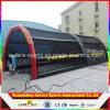 새로운 완성되는 40FT 거대한 PVC 방수포 야구 팽창식 타격 연습장