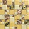 L'alta qualità copre di tegoli il mosaico di vetro mini Versailles
