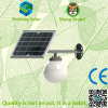Luz al aire libre LED de la luna solar integrada de IP65 con el sensor de microonda