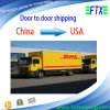 Lucht Shipping From China aan San Chicago Honolulu de V.S. door DHL