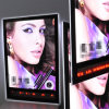 LED Letter DisplayおよびA4 Size Frame; 屋内掲示板