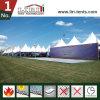 De openlucht In het groot Hoogste Tent van de Lente van de Tuin van de Pagode van Gazebo van het Dak van het Aluminium