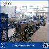 Machine d'extrusion de pipe de cavité de PVC deux