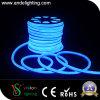 свет гибкого трубопровода голубого цвета 24V неоновый