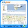 管理GPS Googleの自由なマップGPRS01との追跡のソフトウエア開発