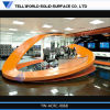 Tw High Quality Modern Hotel Lobby Reception Desk