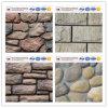 Konkretes Faux-Stein-Furnier-Blatt und Panel für Innen- und Außenwand-Gebrauch