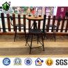 Moca Metal Cafe Restaurant Table와 Chair