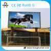 옥외 풀 컬러 P8 /P10 발광 다이오드 표시를 광고하는 높은 광도