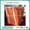 4 boucles entièrement ceinturé 0.5-3mt FIBC big-bag Jumbo Orange