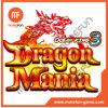 Manía 2017 de rey 3 Dragone del océano del software de la máquina de juego de vector de la pesca de Igs 10p