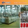 El aluminio puede Refrescos con gas Filling-Sealing máquina