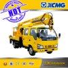 De Gearticuleerde Vrachtwagen van de Lift van de Boom XCMG 18m/het Vouwen van Boom/het LuchtPlatform van het Werk