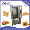 Подносы печи 5 пара конвекции газового нагрева для хлеба выпечки