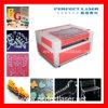 Máquina de corte a laser de CO2 para o plástico/Madeira/Acrílico /placa em PVC/ Madeira