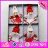 2017 Nouveaux produits bébé personnages de dessins animés en bois poupées de chiffon W02A226