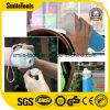 Занятия спортом на открытом воздухе вакуумный термос силиконового герметика H2 изолированный бутылок для воды
