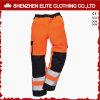 Orange Brown-reflektierende Ladung-Baumwollarbeitskleidungs-Hosen (ELTHVPI-28)