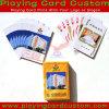 300 de Speelkaarten van het gram van de Dikte