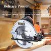 900W Kynko Electric Power Tools Scie circulaire à découper en bois (6093)