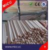 Micc tubo di ceramica di ceramica di elevata purezza del tubo dell'allumina