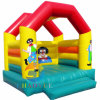 Princesa Jumping Castelo, castelo Bouncy inflável, casa inflável do salto