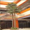 人工的なココヤシの木の木の偽造品の庭の装飾のココヤシの木