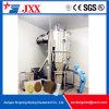 Secador da base fluida com função de mistura