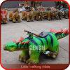 Het Muntstuk van het Pretpark stelde de Kleine Ritten van de Dinosaurus in werking