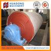 Polea de acero del transportador de correa de la mina de carbón de la curva del tubo