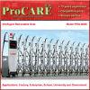 Industrial Factory Main Doorのための自動Retractable Folding Gate