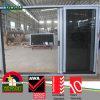 최신 판매 PVC 유리제 미닫이 문, UPVC Imapct 유리 문