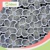 Способа полиэфира Linen ткани 100% ткань шнурка Milky химически