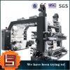 Machine d'impression standard de Flexo de couleur du fabricant 4 de la Chine, machine d'impression de câble