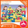 Forme de la maison Indoor Children Soft Sponge Blocks