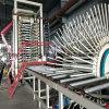 Placa de madeira da serragem da maquinaria de madeira de China que faz a máquina