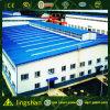 Construction rapide de la conception de bâtiments préfabriqués en usine de métal