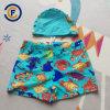 Nuovo Swimwear del ragazzo stampato di disegno fumetto